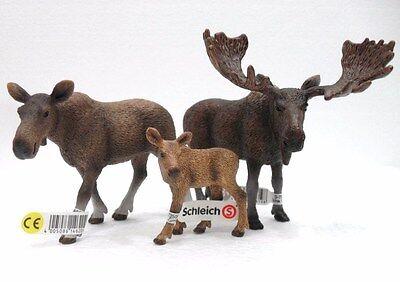 20-65 4 SCHLEICH Animale bambini MOUSE CONIGLIO CAVIE suinetti