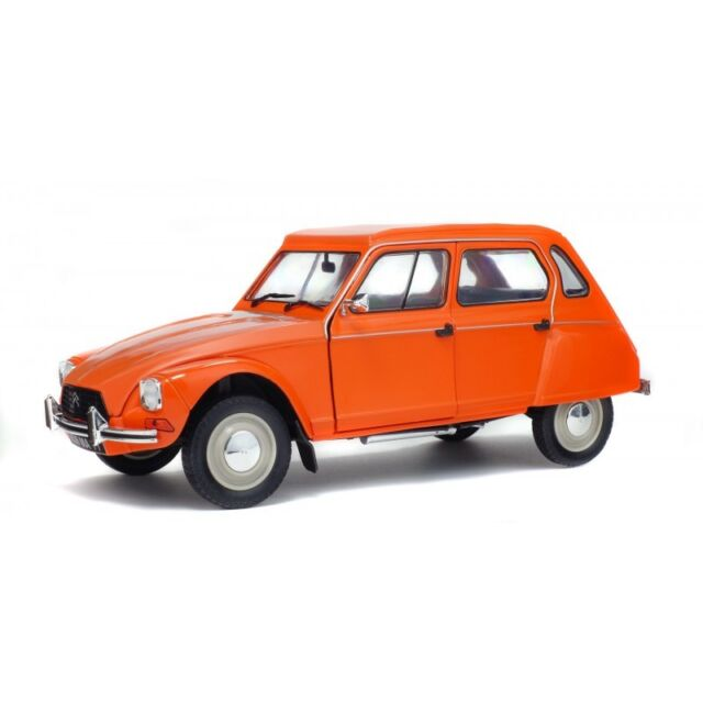 Citroën Dyane 6 Orange 421184020 1:18 SOLIDO