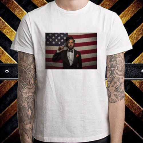 Yelawolf Slumerican American Hip Hop Men/'s White T-Shirt Size S M L XL 2XL 3XL