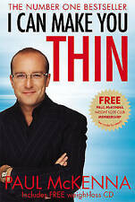 I Can Make You Thin by Paul McKenna (Paperback, 2009)
