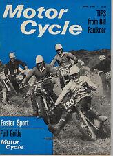 Motor Cycle Magazine 1966 7 April James M16 149cc Test 2446F