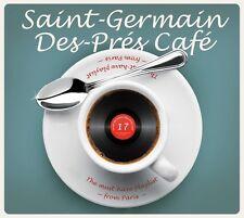 SAINT-GERMAIN-DES-PRES CAFE 17  2 CD NEU