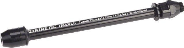 New Kinetic Thru Axle Fine 12 x 1mm pitch 185mm length