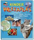 Kinder Weltatlas von Dominic Zwemmer und Chez Pitchall (2014, Gebundene Ausgabe)