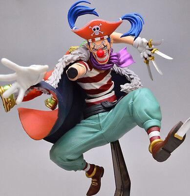 Banpresto One Piece Buggy SCultures Big Figure Colosseum 4 vol 4 ship from Japan