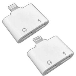 2x-Lightning-Splitter-Adapter-fuer-iPhone-2in1-Audio-und-Aufladen-Ladeadapter