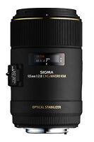 Sigma EX 105/2,8 DG OS HSM Macro Sony Alpha *NEU **Händler** Sofort Makro