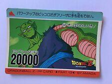 Dragon Ball Z PP Card PART 13 - 532