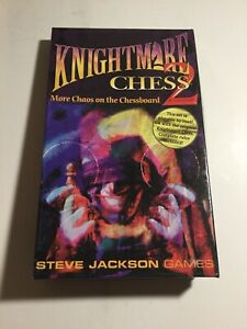 Knightmare-Chess-2-Out-Of-Print-Oop-Steve-Jackson-Games