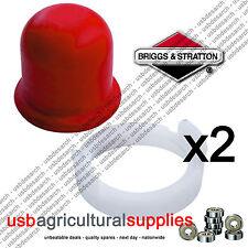 BRIGGS & STRATTON GENUINE PRIMER BULBS x2 PETROL 694394 MOWER CART NEXT DAY