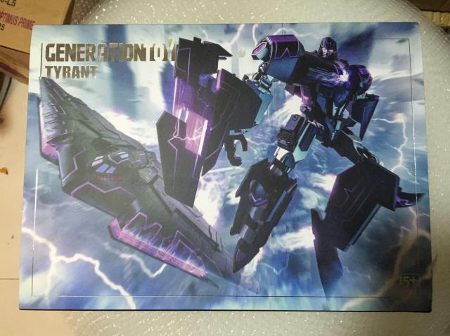 Transformers Generazioni IDW GT02 giocattolo Megatron in magazzino