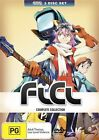 FLCL - Complete Collection (DVD, 2004, 3-Disc Set)