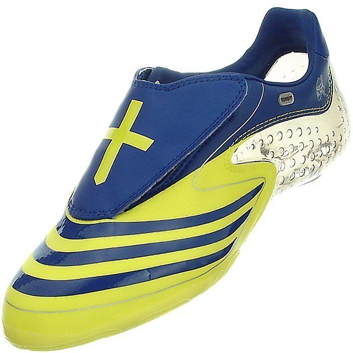 half off 035a6 66ef4 Adidas F50.8 Tunit Upper Schweden blue 39 40 48 NEU