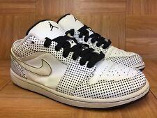 b9f48869099 item 1 RARE🔥 Nike Air Jordan 1 Phat Low Polka Dots White Black Aj1 Sz 9.5  338145-102 -RARE🔥 Nike Air Jordan 1 Phat Low Polka Dots White Black Aj1 Sz  9.5 ...