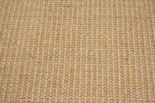 Sisal Katzen Kratzmatte Kratzbrett 50x50cm natur 100/% Sisal gekettelt
