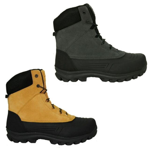 Timberland Snowblades Warm Lined Boots Waterproof Men Winter Snow Boots