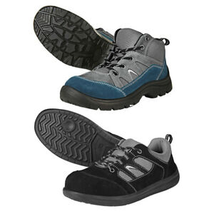 Womens Ladies Safety Shoes Boots