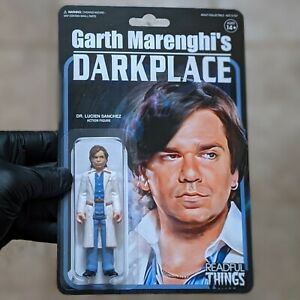 Garth Marenghi's Darkplace - Dr. Lucien Sanchez - Readful Things - Action Figure