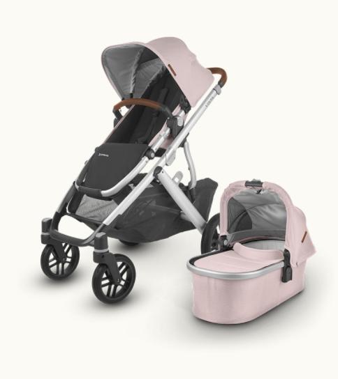 Uppababy Vista V2 Adjustable Baby Stroller Seat - Allice