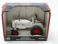 Ertl Farmall Super A White Demonstrator Farm Tractor 1:16 Scale Diecast Toy