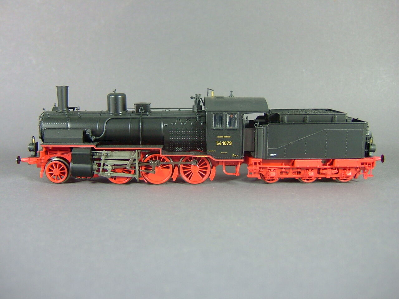 Brawa 40454 Dampflokomotive BR 54 DRG 54 1079 Epoche II   Neu & OVP