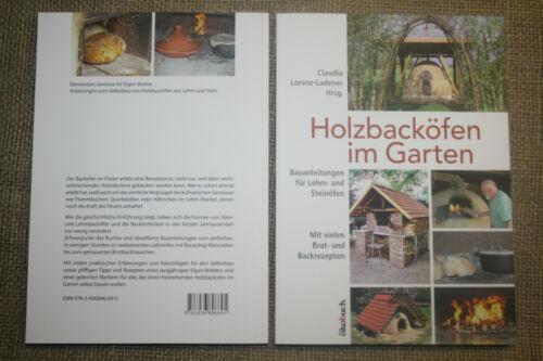 Pizzaofen Lehmbackofen Fachbuch Holzbacköfen Backofen Bäcker Bauanleitung