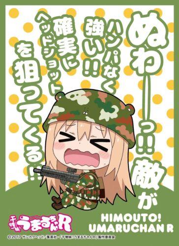 Himouto Teki ga Hanpanaku Tsuyoi Character Sleeves EN-527 Umaru-chan Nuwa-!
