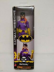 Batman-Missionen-wahr-Moves-Batgirl-Figur