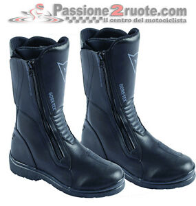Details about Boots Motorcycle Touring Dainese Latemar Goretex Size 45