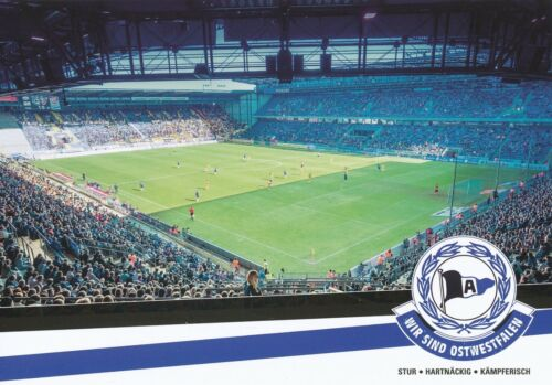 Arminia Bielefeld   Fußball Stadion Karte  351480