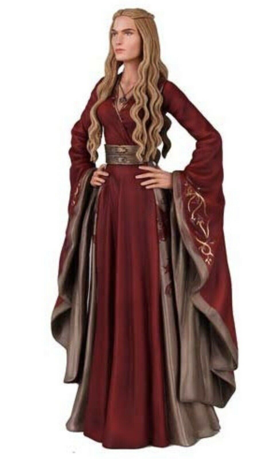 Game of Thrones-Cersei Baratheon 8  Figure-Dark Cheval Deluxe