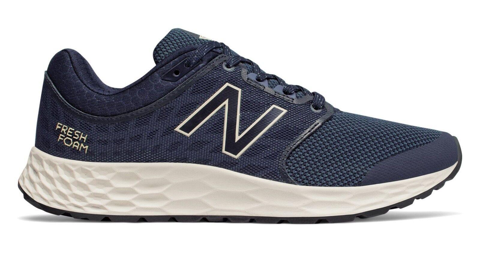 New Balance MW1165PM Men's Fresh Foam 1165 White bluee Lightweight Walking shoes
