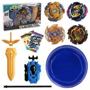 Beyblade Burst Evolution Kit Set Arena Stadium Toy Gift Kids Fun New Play Battle