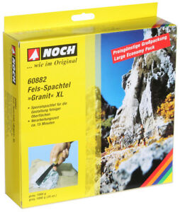 NOCH-60882-Rock-Compound-XL-034-Granite-034-Contents-1-KG-New-Original-Packaging
