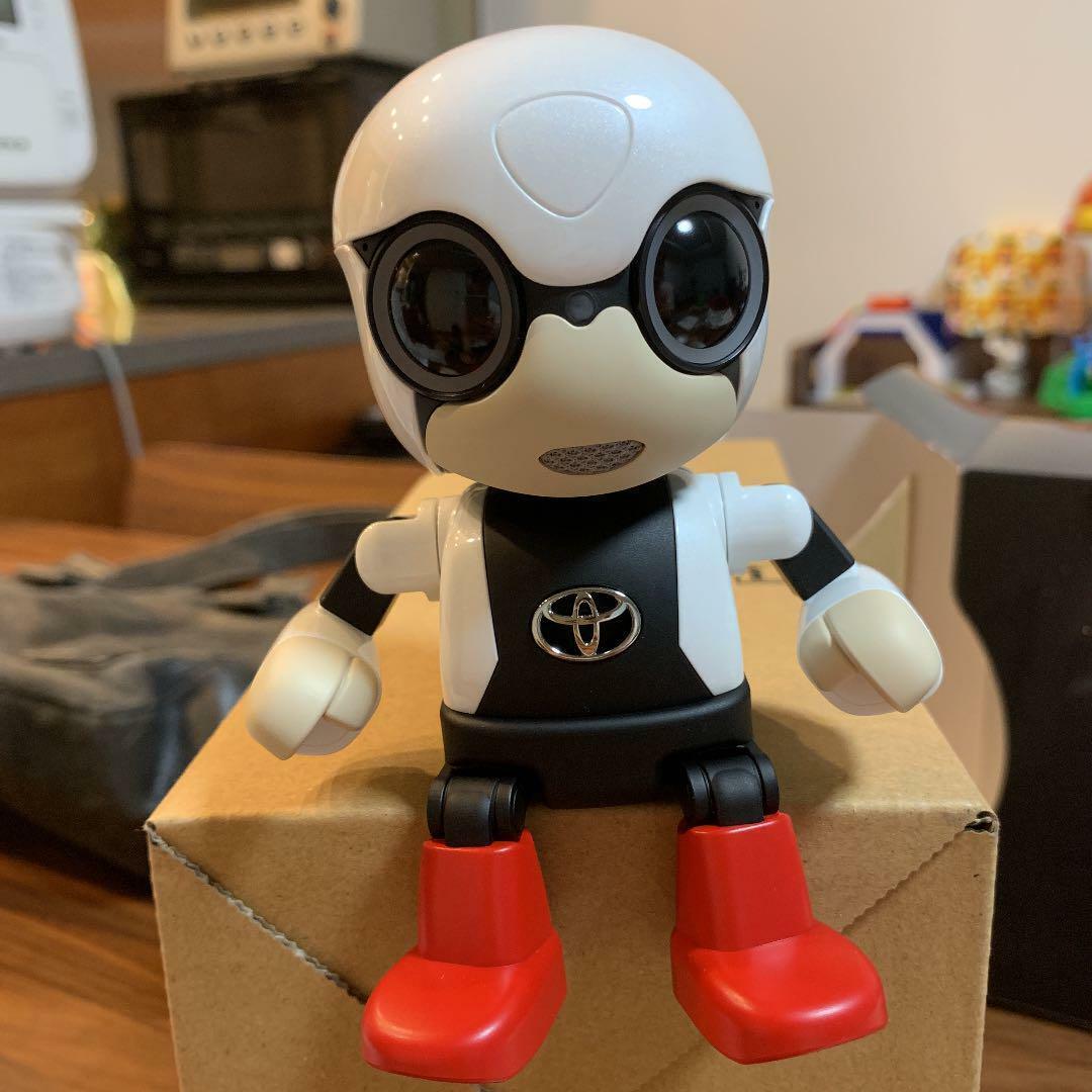 日本製完全に使われていないトヨタロボット