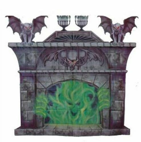 Halloween Wall Decoration Scene Setter Spooky Party Accessory