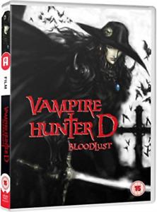 Vampire-Hunter-D-Bloodlust-Standard-Dvd-UK-IMPORT-DVD-NEW
