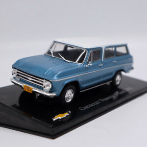 Altaya-1-43-Ixo-Chevrolet-Veraneio-s-Luxe-1971-Collection-DIECAST-models-Toys