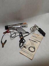 Vintage Amp Tested Searspenske 244213801 Inductive Dc Timing Light