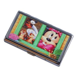Minnie Mouse Zigarettenetui Tabak Etui Box Case y4/_01 w2034
