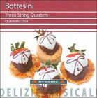 Bottesini: Three String Quartets (CD, Feb-2011, Dynamic (not USA))