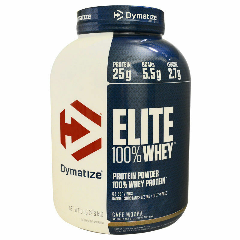 Dymatize Elite Whey Protein Powder Powder Powder 5lbs - FREE UK DELIVERY 6988c5