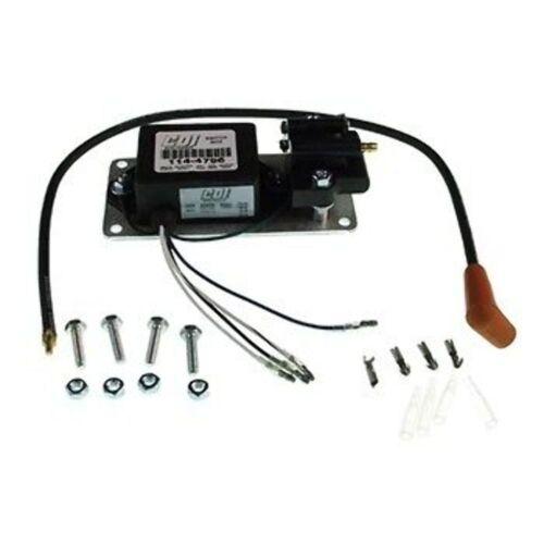 NIB Mercury 65HP 3Cyl Switch Box 332-4796A6 ignition 1972-1975 332-4796A3