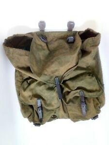 vintage 1930s 40s world war ll era european RUCKSACK military backpack excellent condition