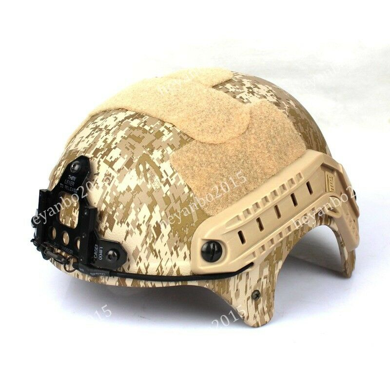 US MILITARY SEAL IBH HELMET &NIGHT VISION MOUNT SEAL INTEGRATED HELMET -AOR1
