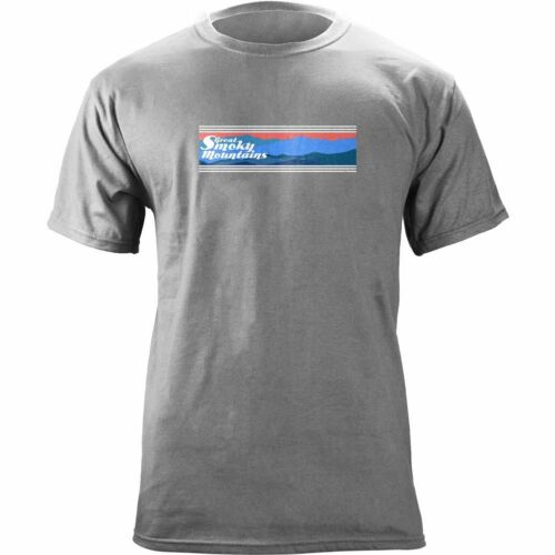 Vintage great Smokey Mountains National Park années 80 T-Shirt