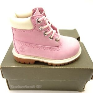 ebay pink timberland bottes