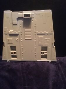 Details about Star Wars Legacy At-At Part Indoor Front Wall Panel For Hoth  Echo Base Diorama