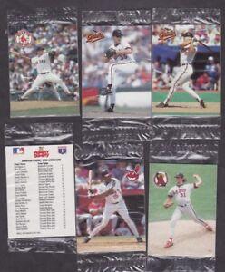 1993-Humpty-Dumpty-Major-League-Baseball-Complete-Set-Of-51-In-Cello