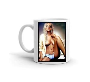 Britney-Spears-Vintage-Classic-Poster-Coffee-Tea-Mug-Cup-11oz